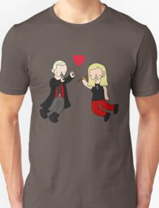 Spuffy Love Unisex T-Shirt