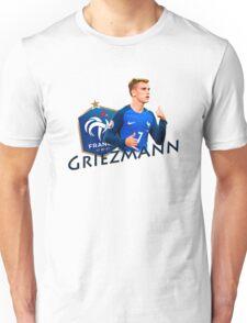Antoine Griezmann - France Euro 2016 Unisex T-Shirt