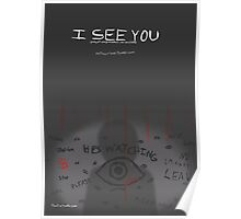 I See You Poster Poster