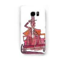 19th Century Car Enthusiast Samsung Galaxy Case/Skin