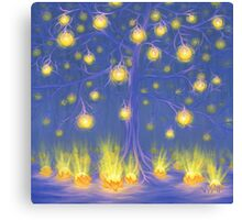 Fruits of Light Canvas Print