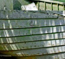 Old Boat - Bursting At The Seams Sticker