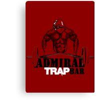 Admiral Trapbar Canvas Print