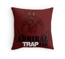 Admiral Trapbar Throw Pillow