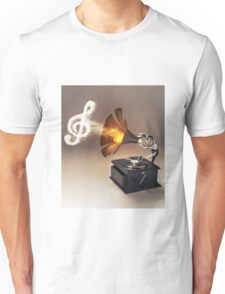 let the music play (just keep the groove) Unisex T-Shirt