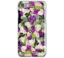 Tropical Bouquet Print iPhone Case/Skin