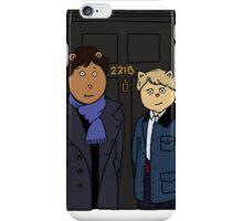 Sherlock and Friends iPhone Case/Skin