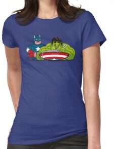 Gamma noodles Womens Fitted T-Shirt