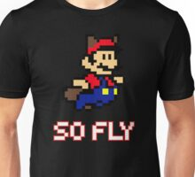 Mario is So Fly Unisex T-Shirt