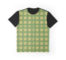 Abstract colorful swirly ornament, Graphic T-Shirt