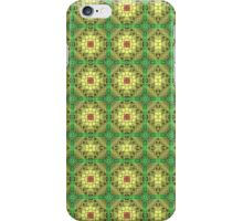 Abstract colorful swirly ornament, iPhone Case/Skin
