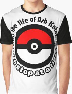pokemon ash ketchum Graphic T-Shirt