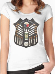 Tribu Weapons of Moroland Women's Fitted Scoop T-Shirt