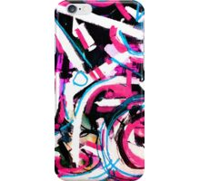 Abstract - 80's Music iPhone Case/Skin