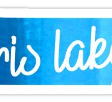 Norris Lake Sticker