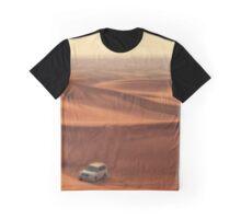 Dubai Desert Graphic T-Shirt