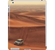 Dubai Desert iPad Case/Skin