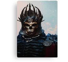 The Witcher: Eredin, the King of the Wild Hunt Canvas Print