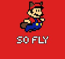 Mario is So Fly 2 Unisex T-Shirt