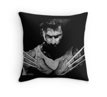 wolverine Throw Pillow