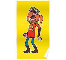 Sgt. Floyd Pepper Poster