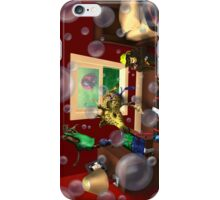 Bubbles bubbles everywhere. iPhone Case/Skin