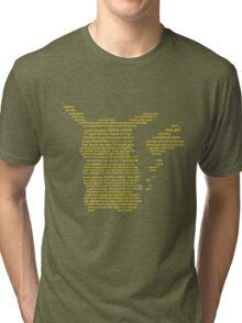 Gotta Catch'em all! Tri-blend T-Shirt