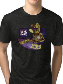 Workin' the Night Shift Tri-blend T-Shirt
