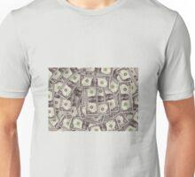 Dollar Bills Unisex T-Shirt