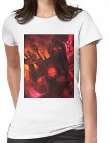 Warlock Womens Fitted T-Shirt