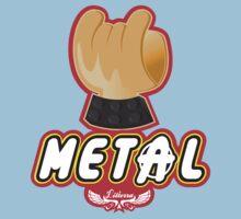 Metal - Hey Ho Lego Kids Clothes