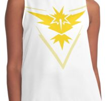 Pokemon Go Team Instinct (Yellow Team) Contrast Tank