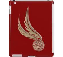 The Golden Snitch Quidditch iPad Case/Skin
