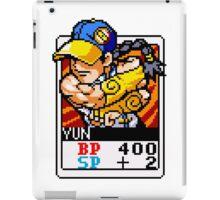 Yun iPad Case/Skin