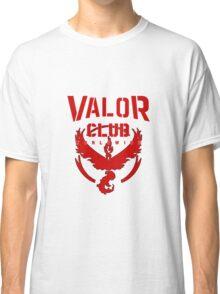 Valor Club Pokemon Go Classic T-Shirt