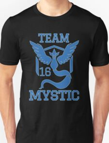 Team Mystic Pokemon Go Unisex T-Shirt