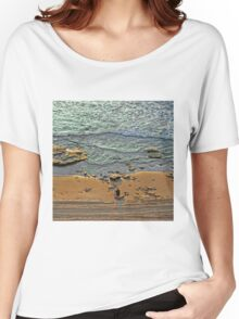 Meditation: God's View Women's Relaxed Fit T-Shirt
