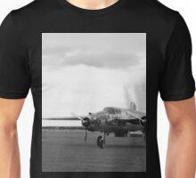 B-25 Mitchell at rest Unisex T-Shirt