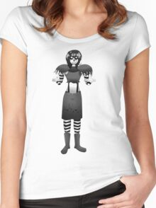 Laughing Jack Women's Fitted Scoop T-Shirt