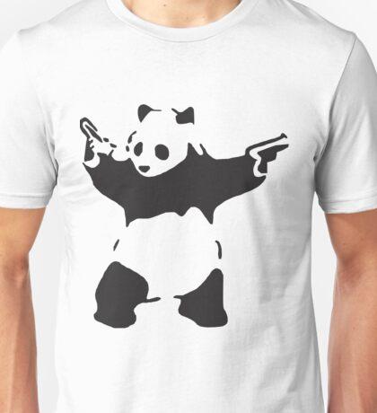Stop Racism Be Like Panda Unisex T-Shirt