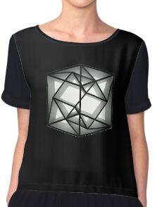 Tesseract  Chiffon Top