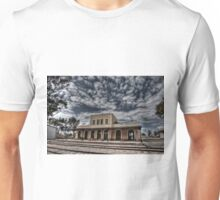 Tel Aviv, The Old Railway Station: the haunted station house Unisex T-Shirt