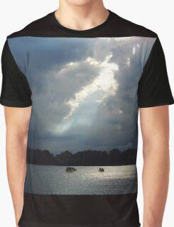 Thunder And Water Graphic T-Shirt
