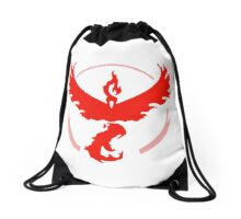 Pokemon Go Team Valor (Red Team) Drawstring Bag