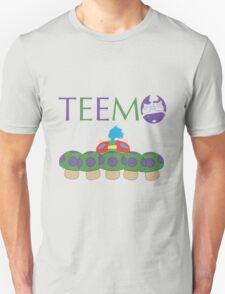 Teemo Shroom Wall T-Shirt