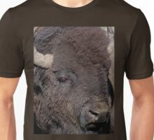 The Great American Bison Unisex T-Shirt