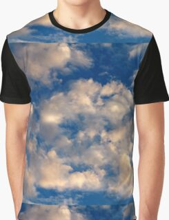 Clouds During a June Sunset Graphic T-Shirt