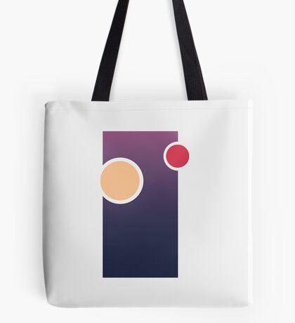 Tatooine Sky Tote Bag