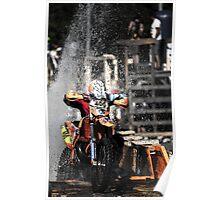 Hard Enduro bikes  Poster