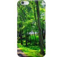 Summer at Spring Hill iPhone Case/Skin
